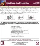 Northern VA Properties